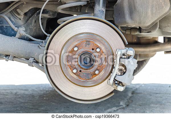 disc brakes - csp19366473