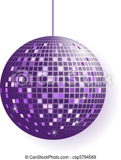 Disco ball - csp3794569