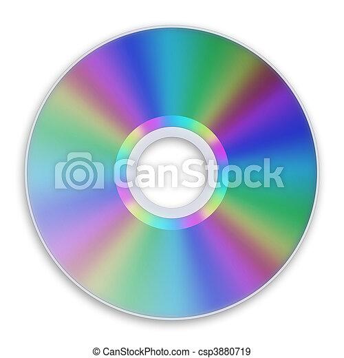 Disco CD - csp3880719