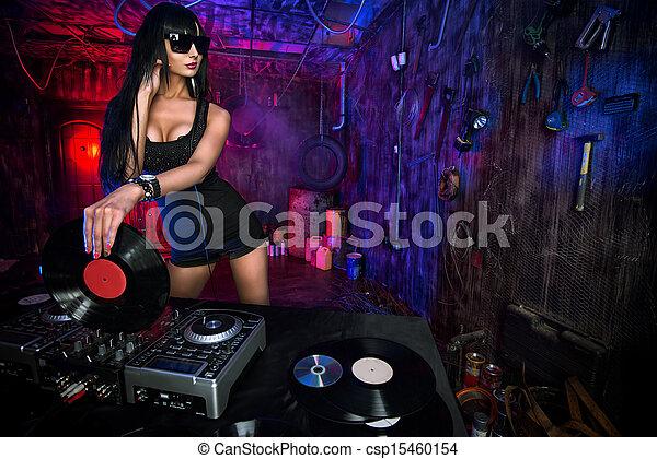 disco club - csp15460154