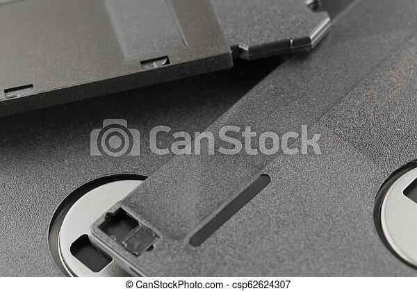 Un disquete - csp62624307