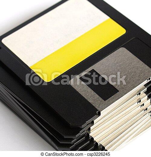 Un disquete - csp3226245