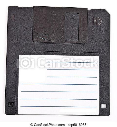 Un disquete - csp6016968