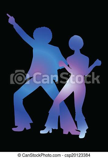 disco taniec - csp20123384