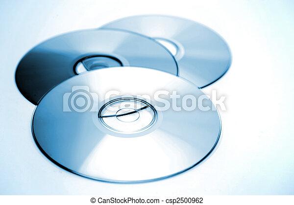 Discos compactos - csp2500962