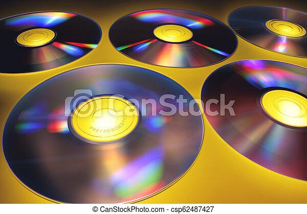 Discos compactos - csp62487427