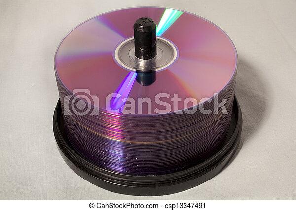Discos compactos - csp13347491