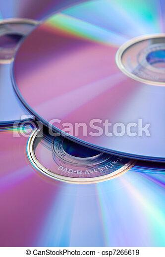 Discos compactos - csp7265619