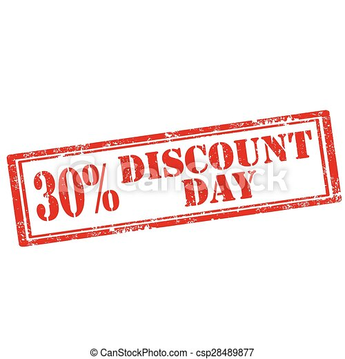 Discount Day - csp28489877