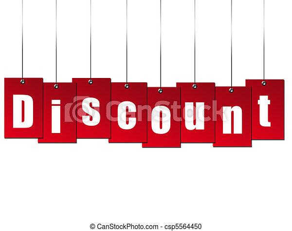 Discount - csp5564450