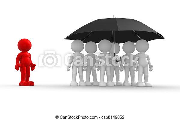 Discrimination - csp8149852