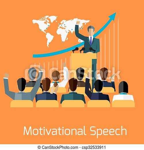 Diseño De Discursos Motivacionales Seminario De Negocios