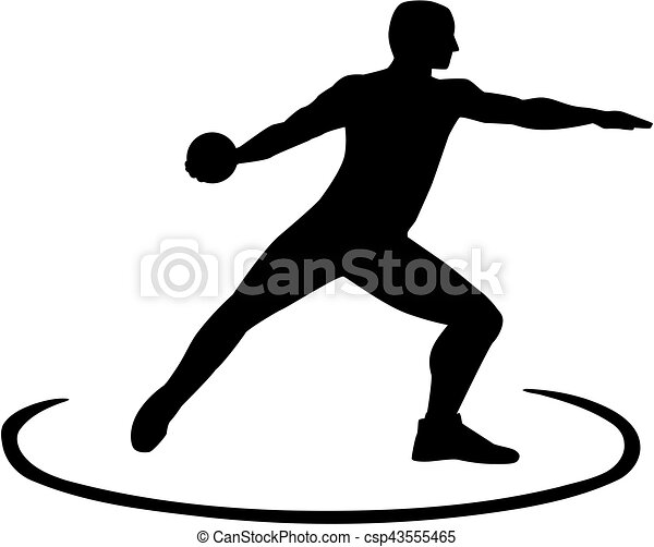 Thrower Clipart