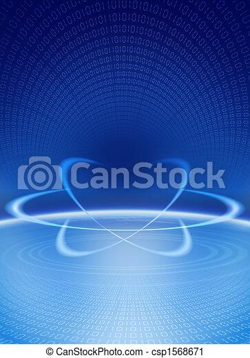Área de diseño digital - csp1568671