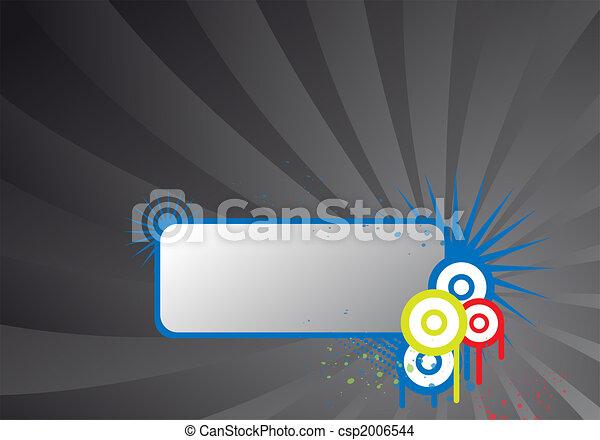 diseño abstracto - csp2006544