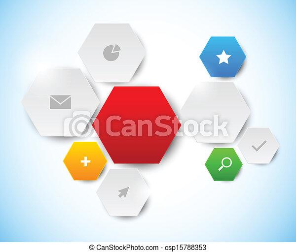 Diseños abstractos - csp15788353