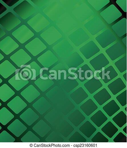 Planta de diseño abstracto - csp23160601