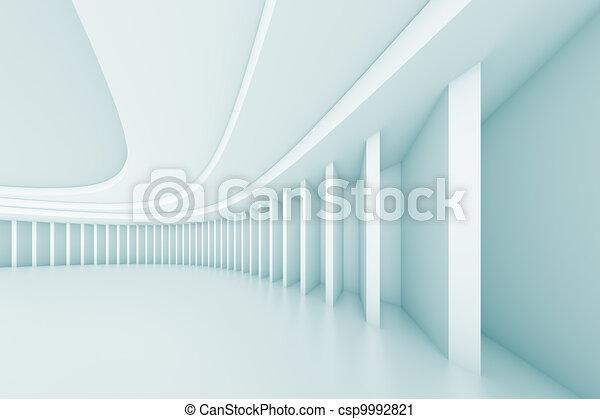 Diseño de arquitectura creativa - csp9992821