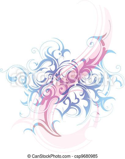 Diseño artístico - csp9680985