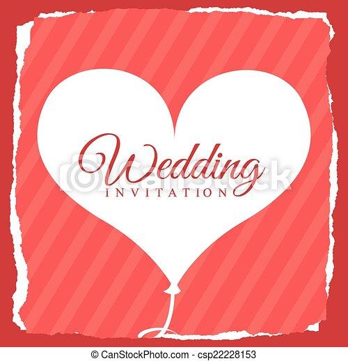 Diseño de bodas - csp22228153