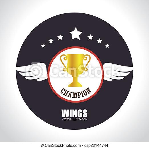 Diseño de campeones - csp22144744
