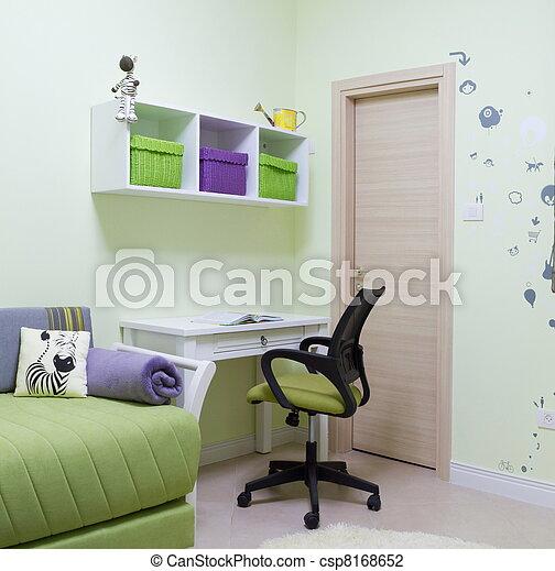 Diseño de interiores - csp8168652