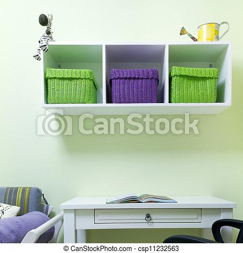 Diseño del interior - csp11232563