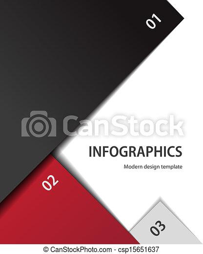 diseño, plantilla - csp15651637