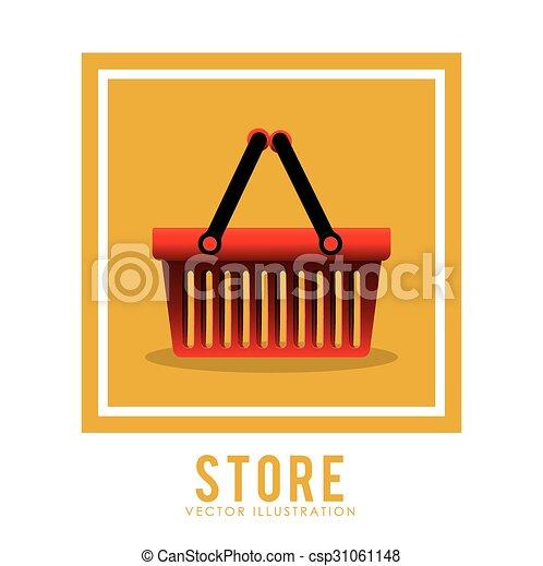 Diseño de tiendas - csp31061148