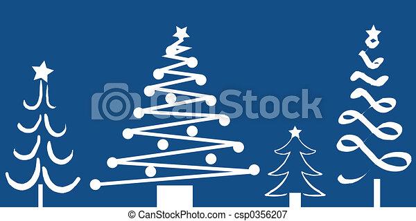 Dise os rbol navidad caricatura rboles navidad - Diseno de arboles de navidad ...