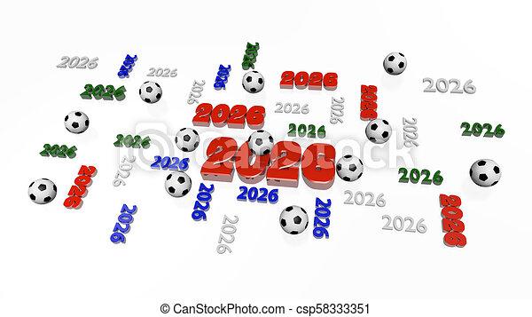 Diseños Pelotas Fútbol Algunos Four Colored 2026 Varios