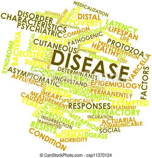 Disease - csp11370124