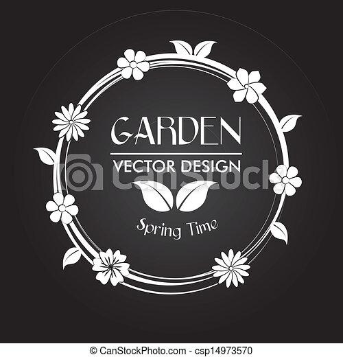 disegno orto - csp14973570