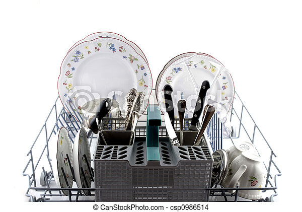 dish-washer - csp0986514