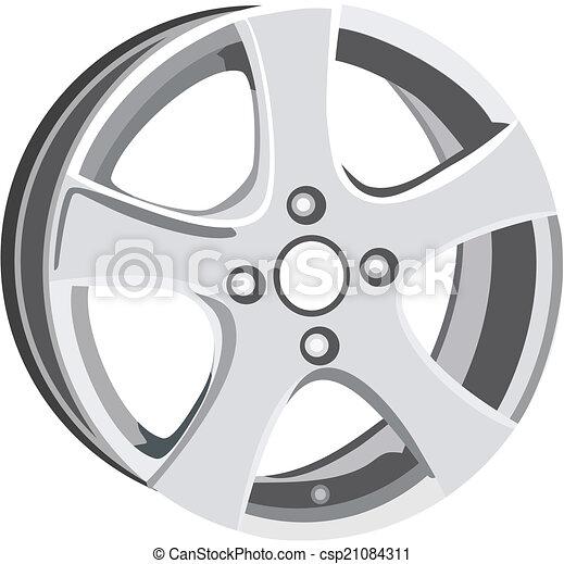 disk of car - csp21084311