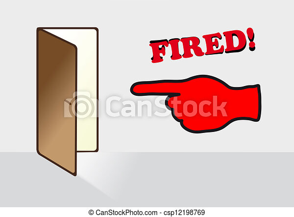 Dismissal Firing An Employee You Are Fired