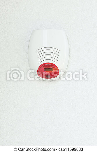 Dispositivo de alarma - csp11599883
