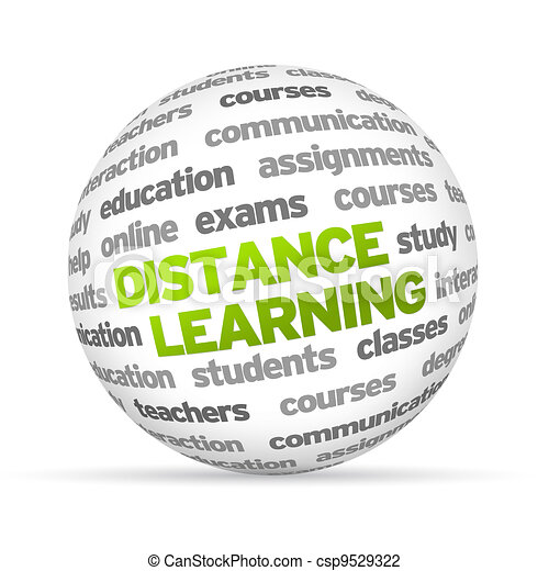 Distance Learning - csp9529322