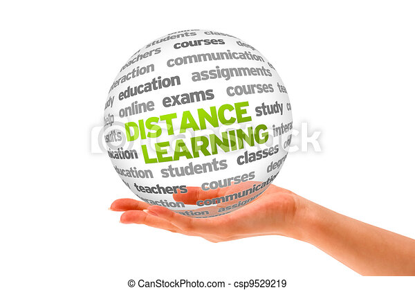Distance Learning - csp9529219