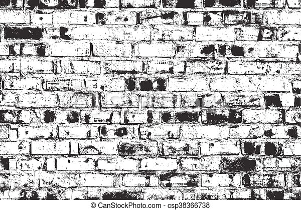 Distressed Brick Wall   csp38366738. Distressed brick wall  Distressed dirty brick wall overlay