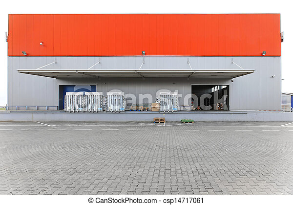 Distribution Warehouse - csp14717061