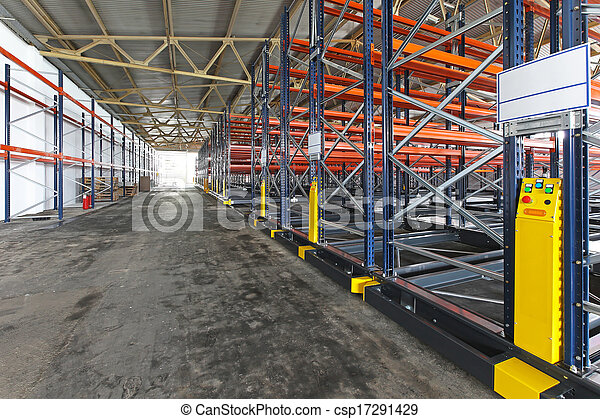 Distribution warehouse - csp17291429