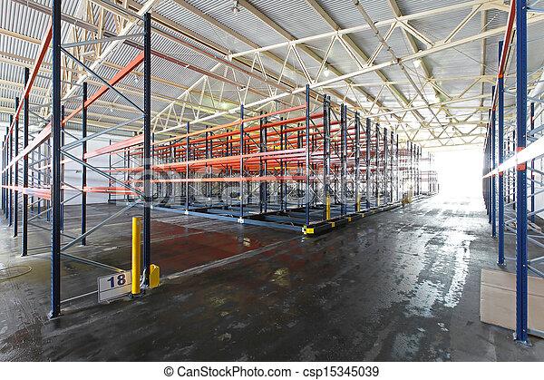 Distribution warehouse - csp15345039