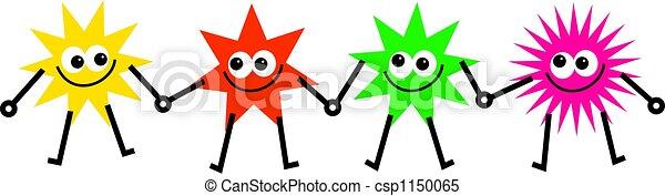 diverse stars - csp1150065