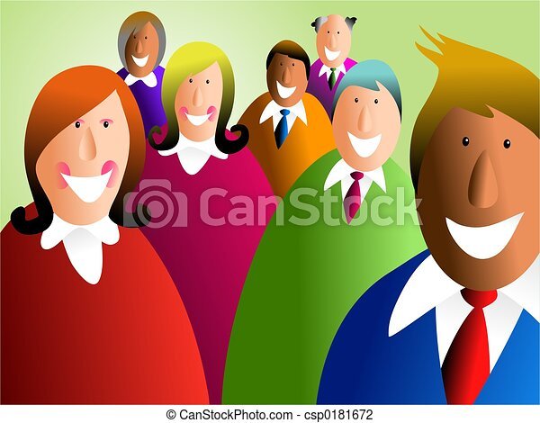 diverse team - csp0181672
