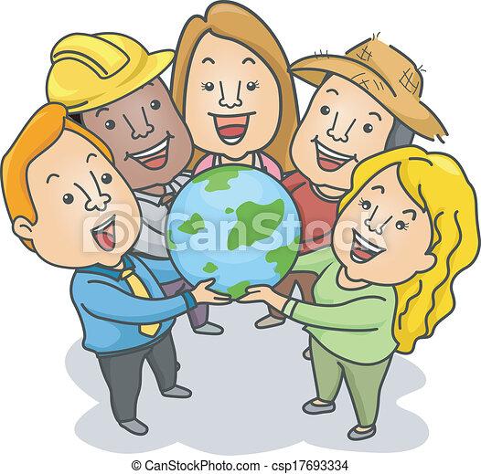 Diverse Workforce - csp17693334