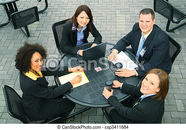 Diversity Business People - csp3411684