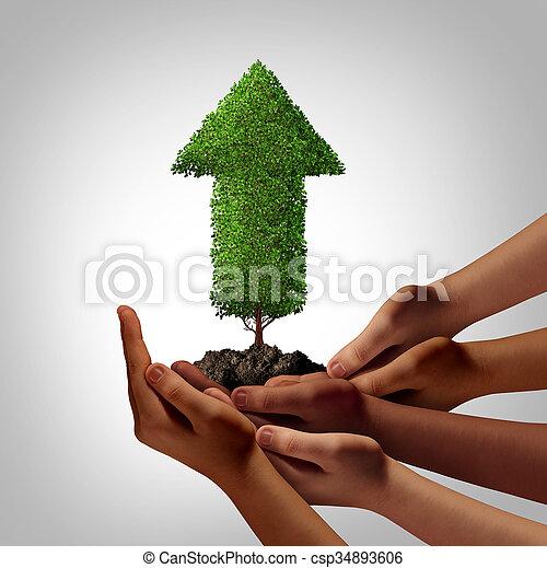 Diversity Community Success - csp34893606