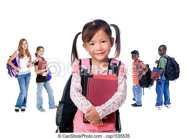 Diversity in Education 007 - csp1535535