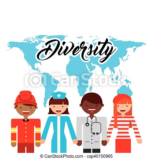 diversity of world cultures vector illustration design clip art rh canstockphoto com